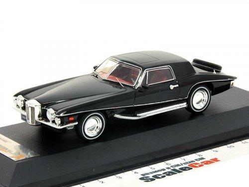 1:43 PremiumX STUTZ BLACKHAWK Coupe 1971 черный