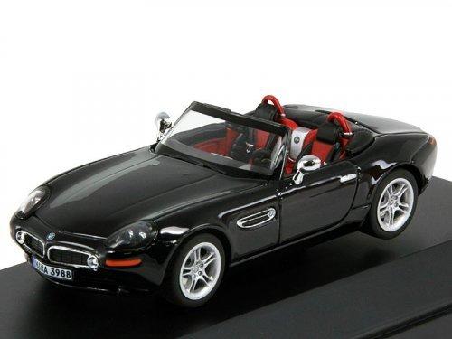 1:43 Paragon BMW Z8 E52 with hardtop black
