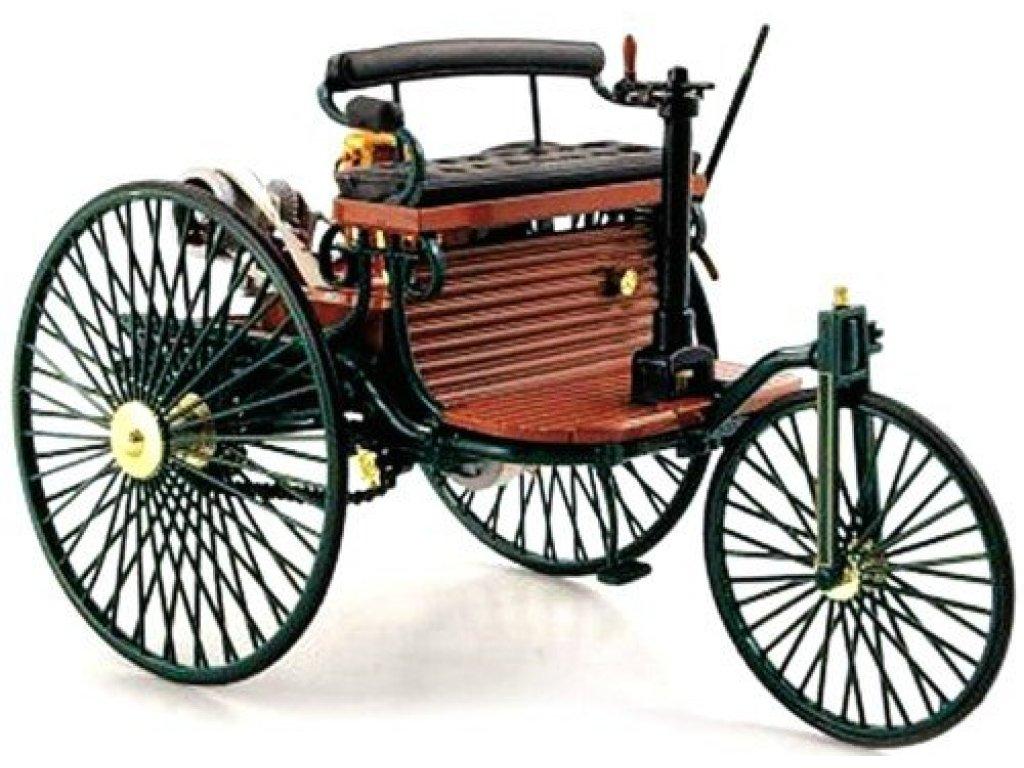1:18 Norev Benz Patent-Motorwagen 1886
