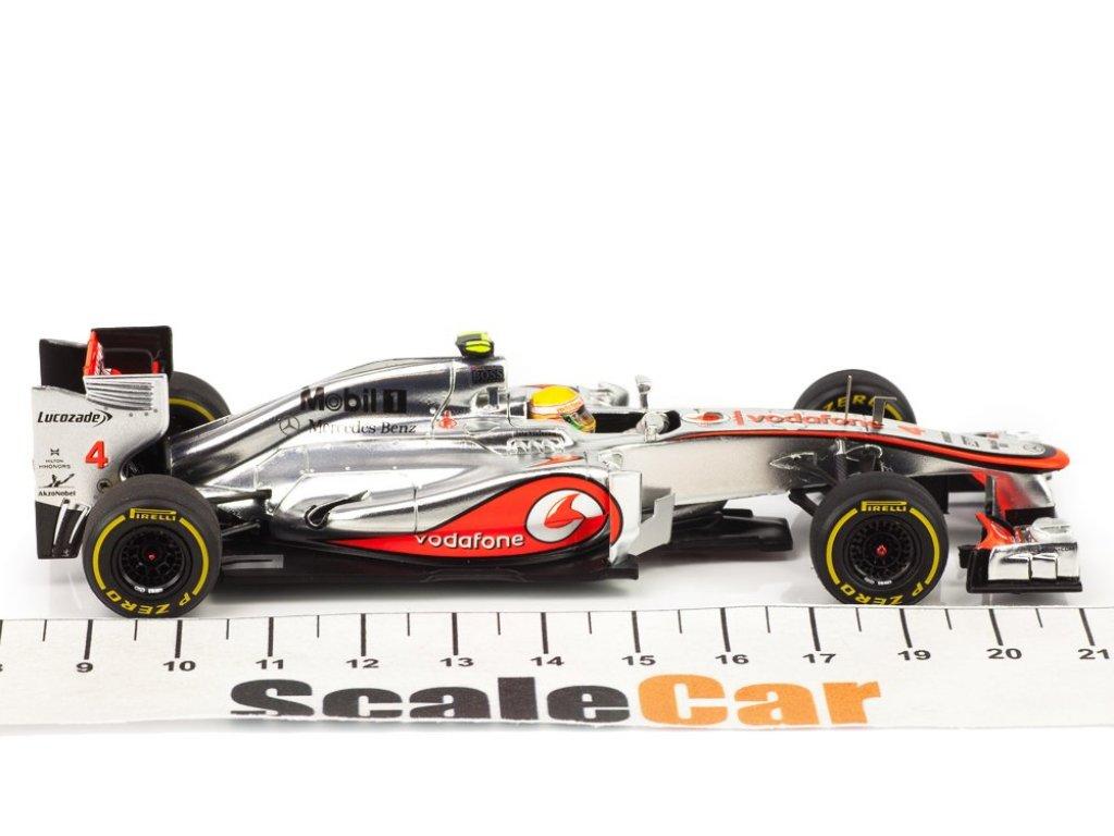 1:43 Spark McLaren MP4-27 Monaco GP 2012 Lewis Hamilton