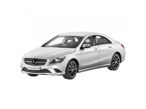 1:18 Norev Mercedes-Benz CLA-Klasse 2013 C117 magnopolarsilber met
