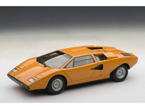 1:18 AUTOart LAMBORGHINI COUNTACH LP400 1974 (ORANGE)