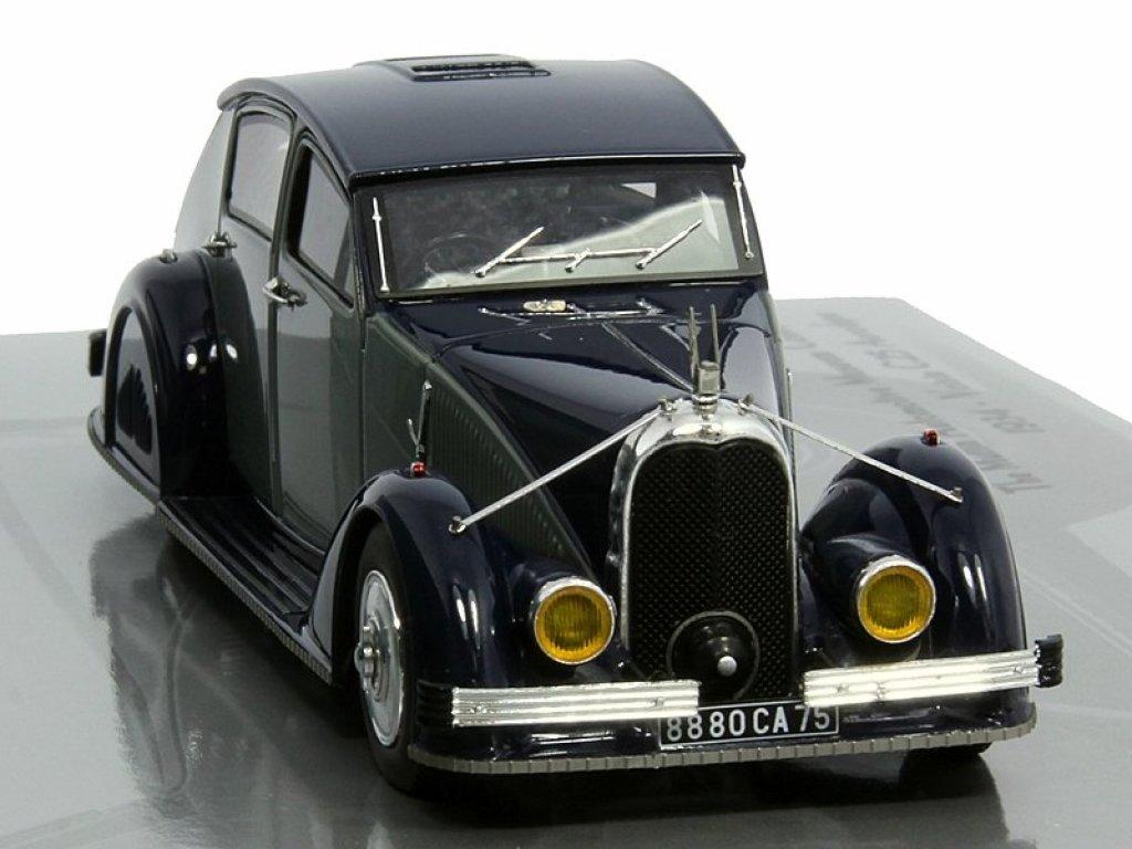 1:43 Minichamps VOISIN C 25 AERODYNE - 1934