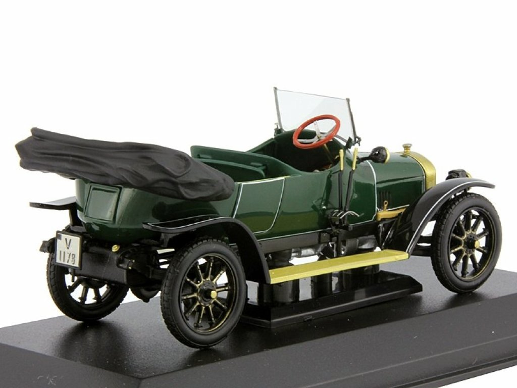 1:43 Minichamps Audi Typ A Phaeton 1910 grün