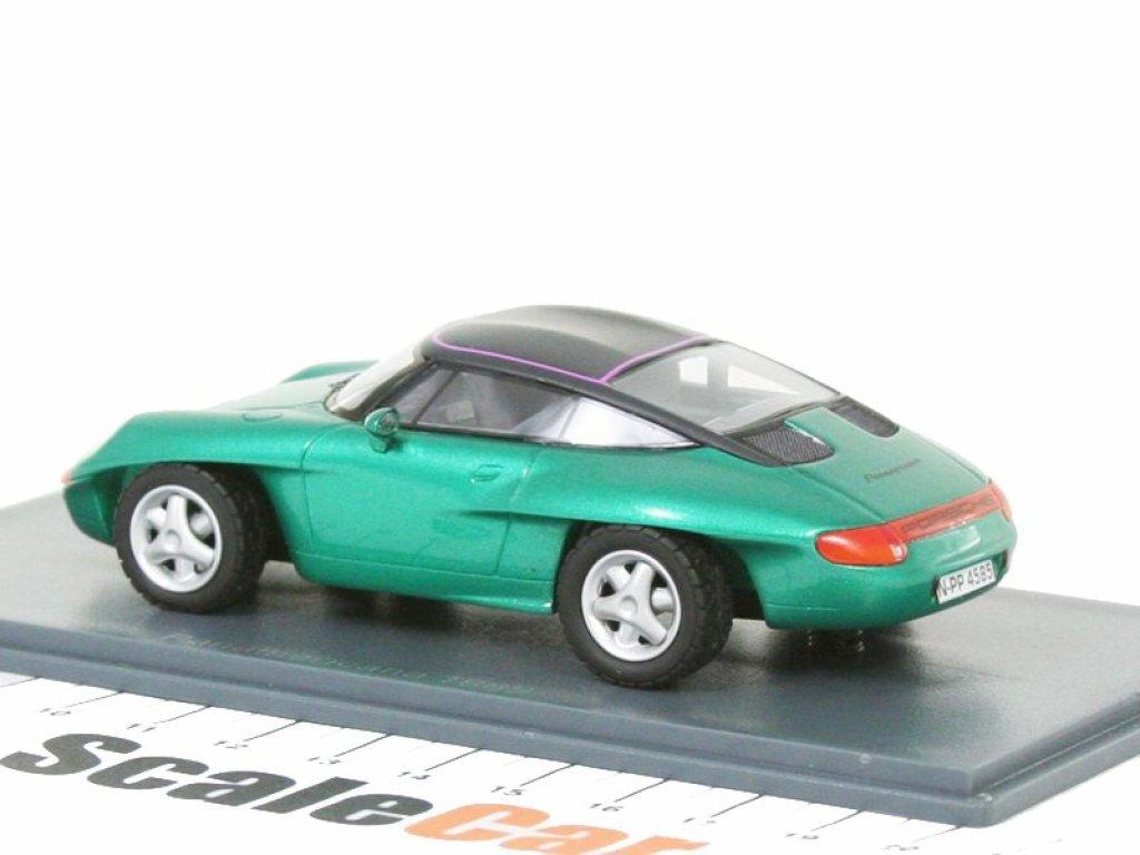 1:43 NEO PORSCHE Panamericana Concept Car 1989 Metallic Green