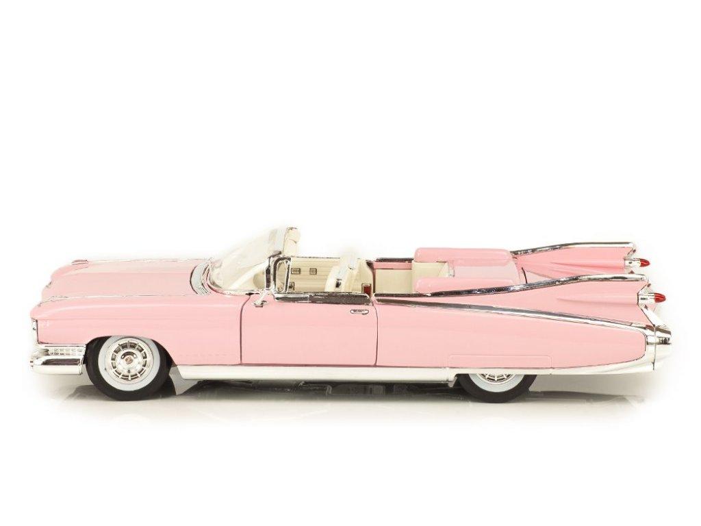 1:18 Maisto Cadillac Eldorado Biarritz 1959 розовый