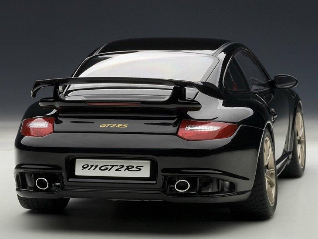 1:18 AUTOart PORSCHE 911 (997) GT2 RS 2010 (BLACK)