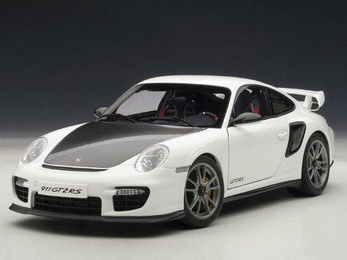1:18 AUTOart PORSCHE 911 (997) GT2 RS 2010 (WHITE)