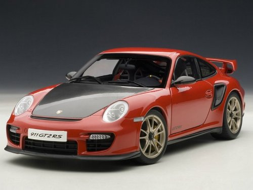 1:18 AUTOart PORSCHE 911 (997) GT2 RS 2010 (RED)