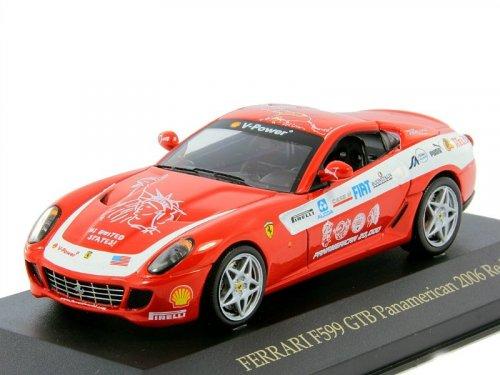 1:43 IXO Ferrari F599 GTB Panamerica 2006 красный