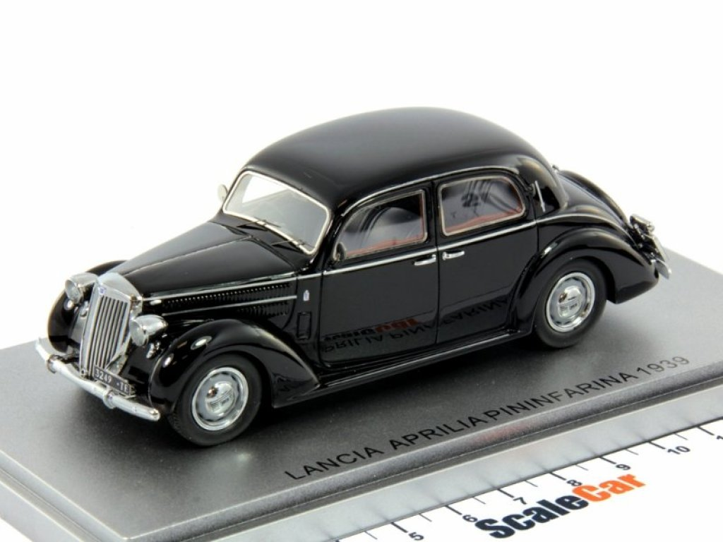 1:43 KESS Lancia Aprilia Pininfarina 1939 черный