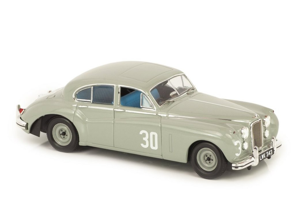 1:43 IXO JAGUAR MKVII #30 Stirling Moss победитель Silverstone Touring Car 1952