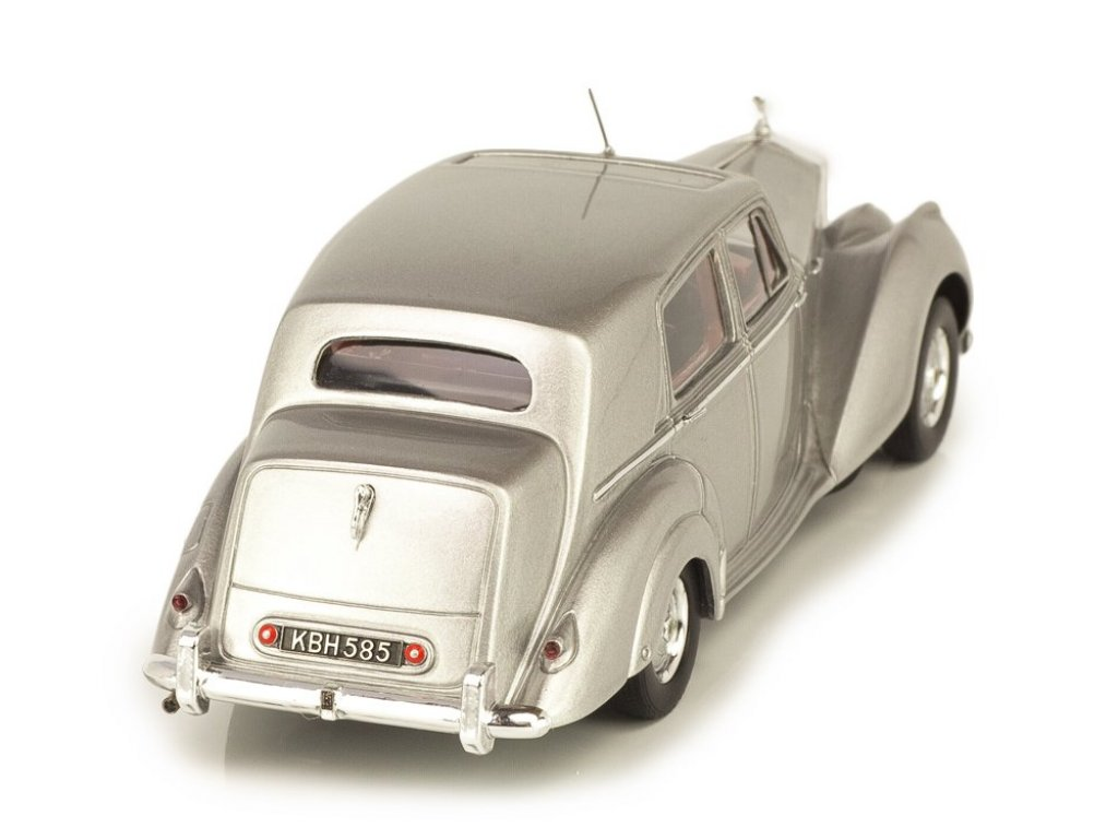 1:43 True Scale Miniatures Rolls-Royce Silver Dawn 1949