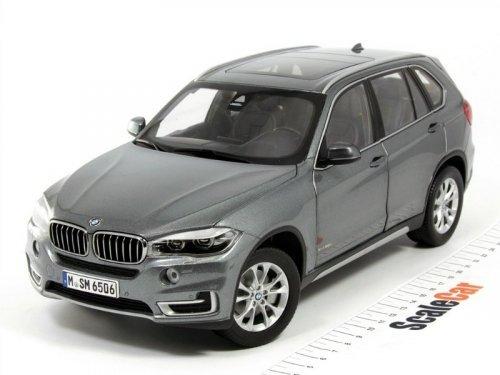 1:18 Paragon BMW X5 2014 F15 серый мет.