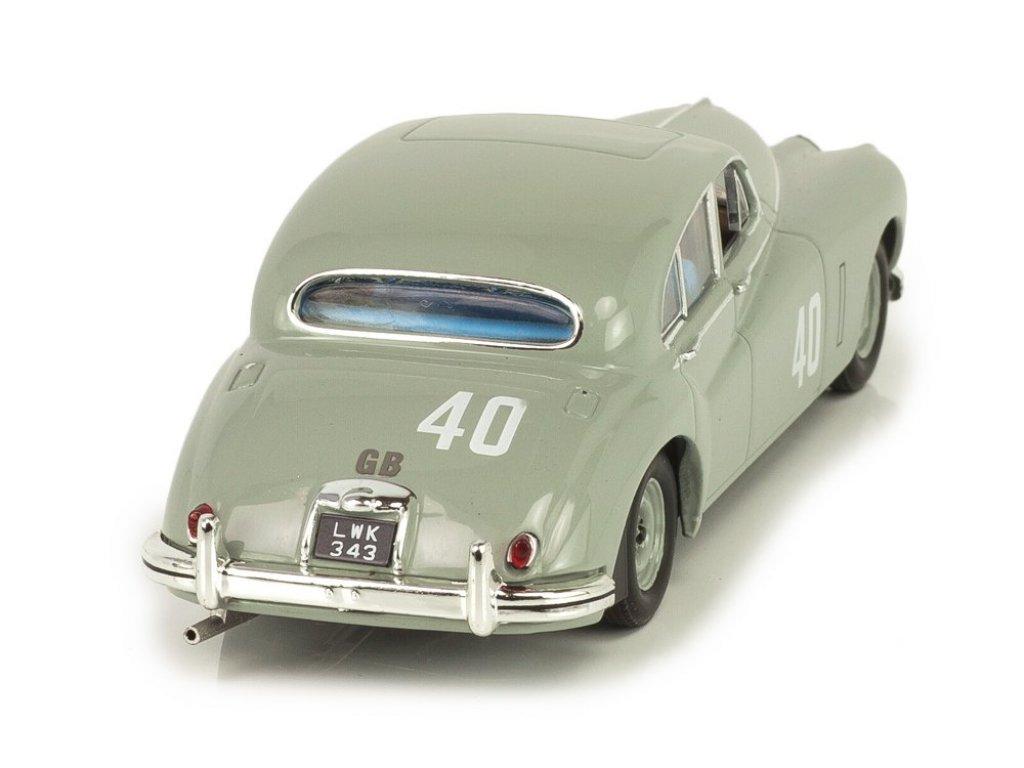 1:43 IXO JAGUAR MKVII #40 Stirling Moss победитель Silverstone Touring Car 1953