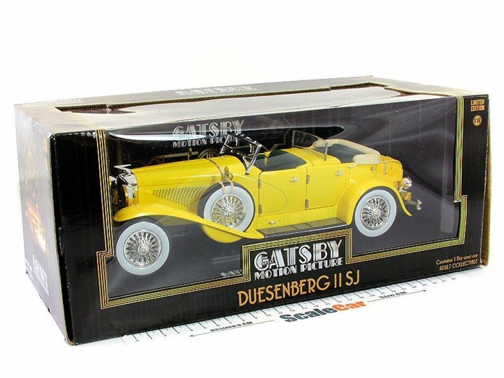 1:18 GreenLight Duesenberg II SJ из к/ф Великий Гэтсби (Great Gatsby) 2013