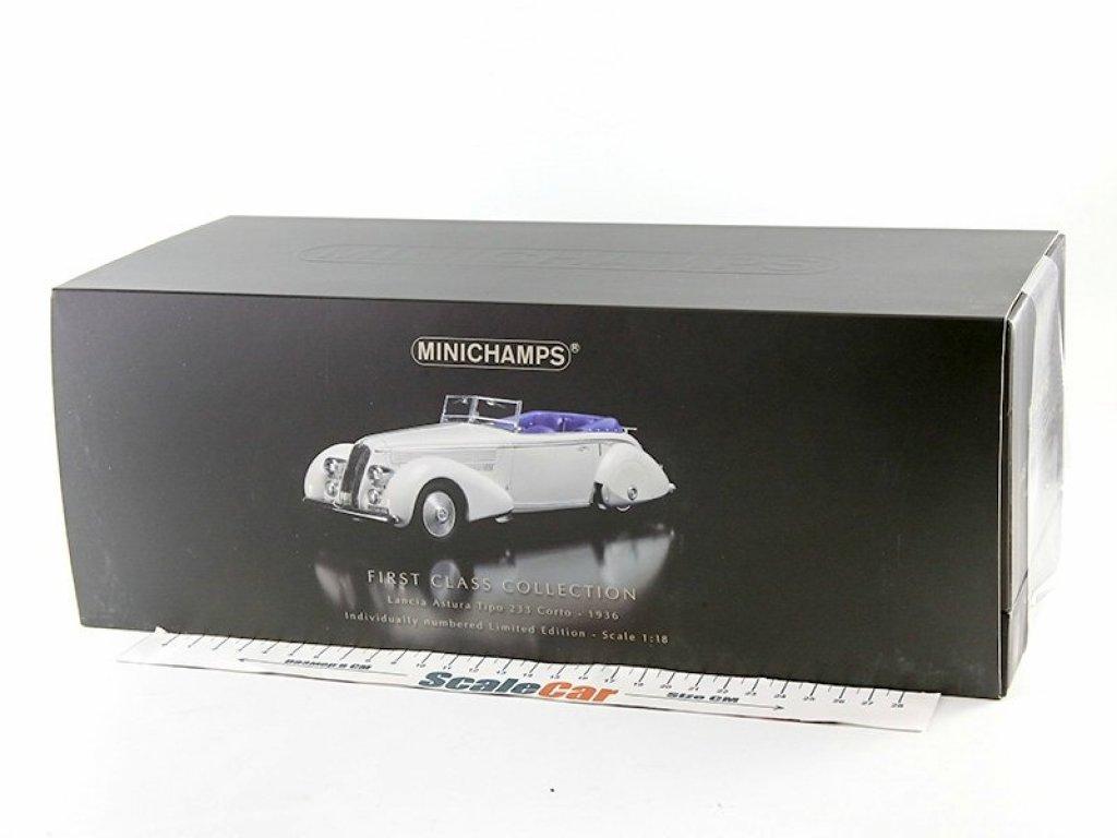 1:18 Minichamps LANCIA ASTURA TIPO 233 CORTO - 1936