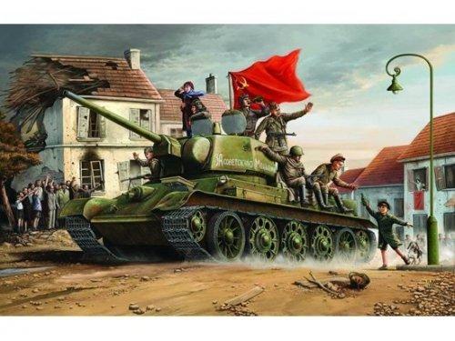1:16 Trumpeter Советский танк Т-34/76 модель 1943 года