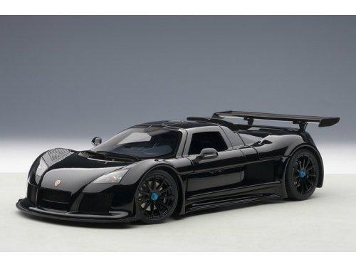 1:18 AUTOart Gumpert Apollo 2005 (matt black) черный матовый