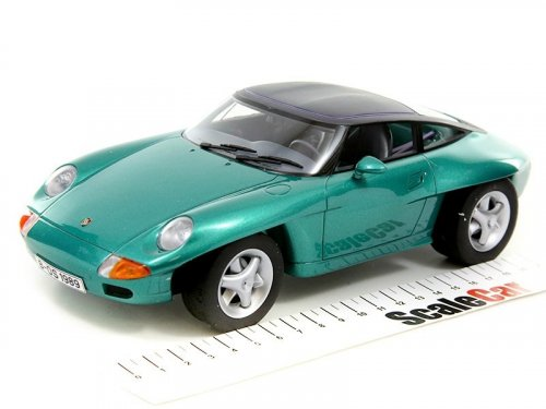 1:18 Best of Show PORSCHE Panamericana Concept Car 1989 зеленый мет.