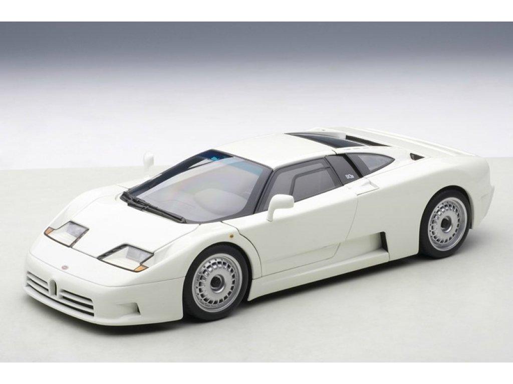 1:18 AUTOart Bugatti EB110 GT 1991 (белый)