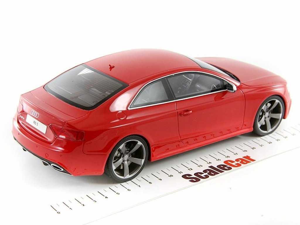 1:18 GT Spirit AUDI RS5 RED