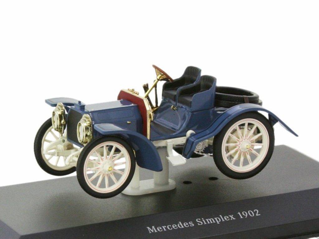 1:43 Premium Collectibles Mercedes-Benz Simplex 1902
