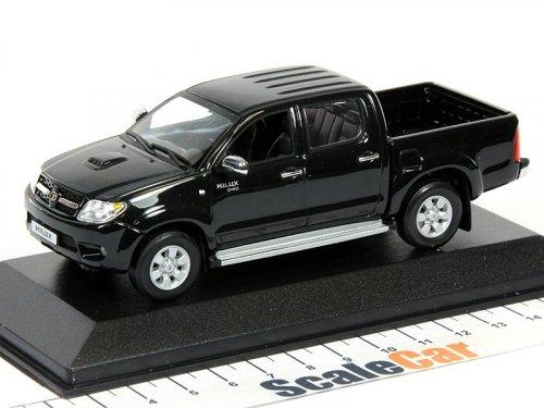 1:43 Minichamps Toyota HILUX 2006 черный