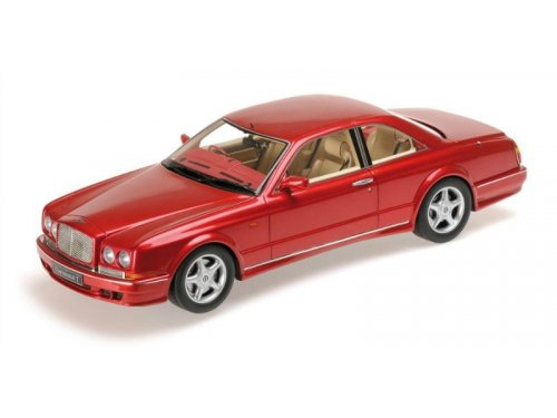 1:18 Minichamps BENTLEY CONTINENTAL T - 1996 красный мет.