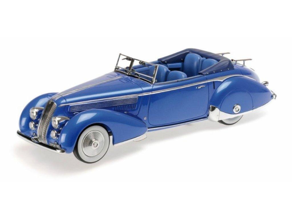 1:18 Minichamps LANCIA ASTURA TIPO 233 CORTO - 1936 синий