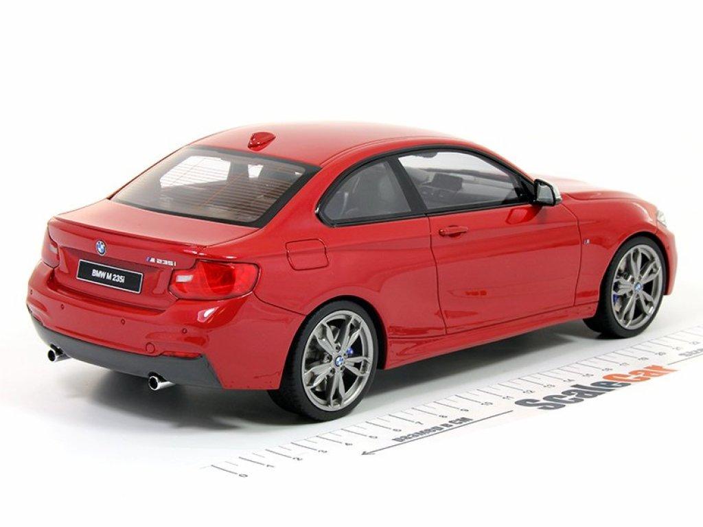 1:18 GT Spirit BMW M235i (F22) красный
