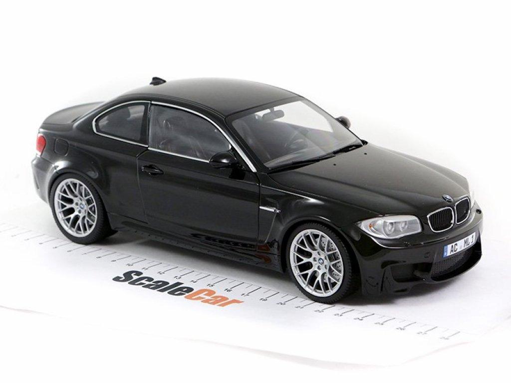 1:18 Minichamps BMW 1er M COUPÉ - 2011 черный мет.