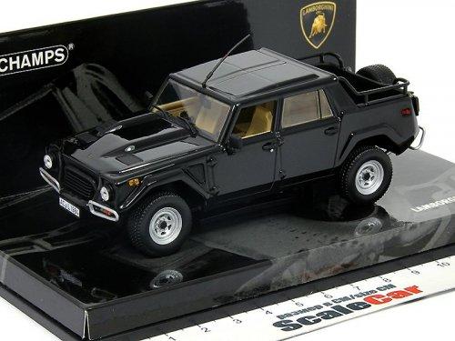 1:43 Minichamps Lamborghini LM002 1984 черный