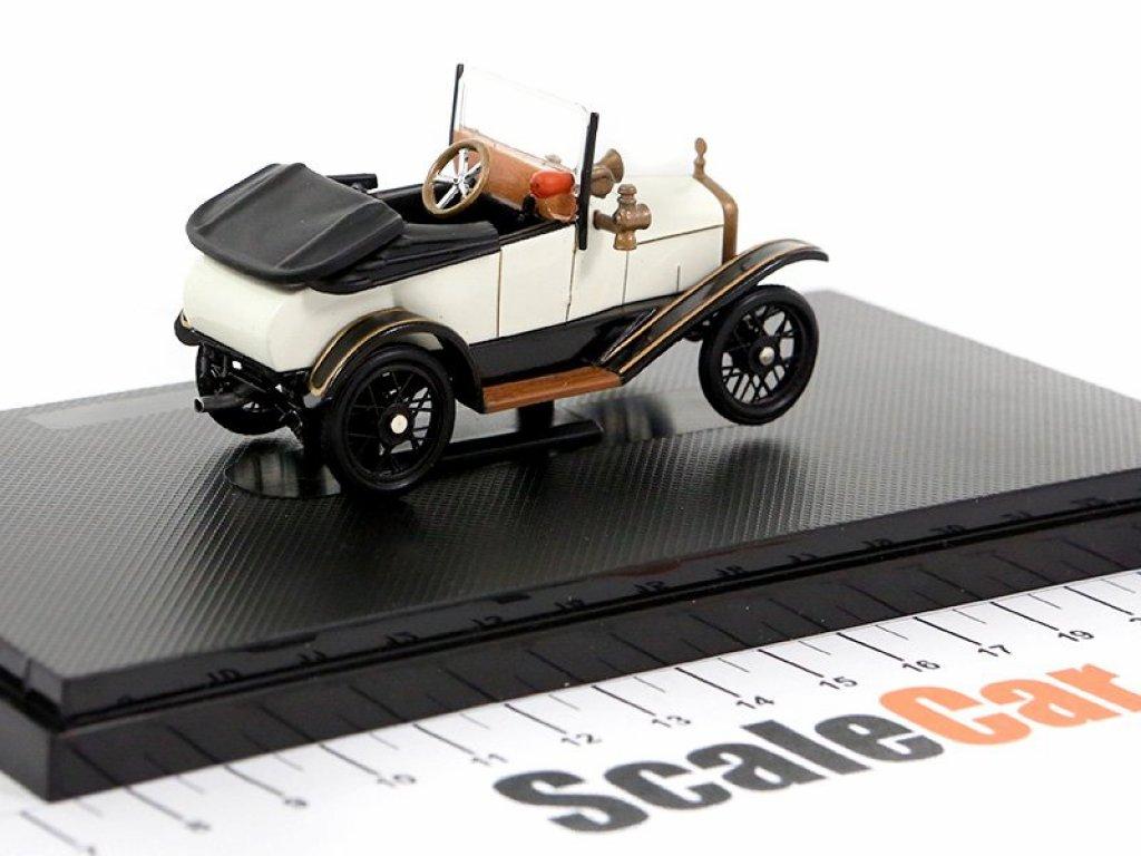 1:43 Dongguan Histin Roadster 1920 белый/черный
