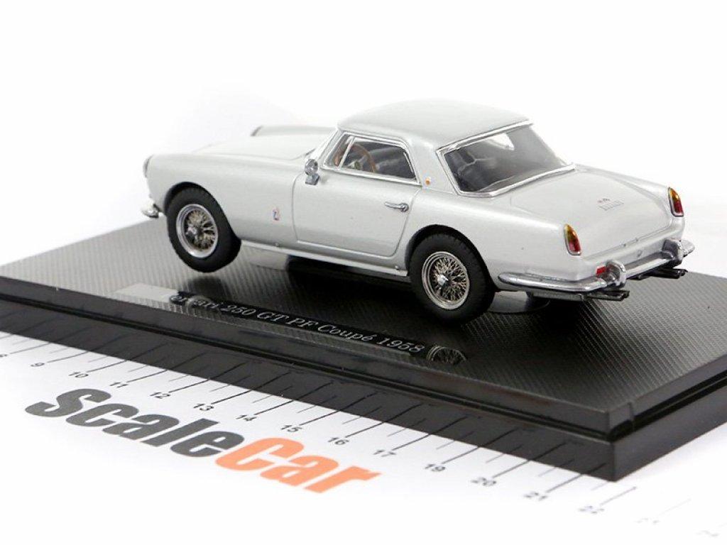 1:43 Dongguan Ferrari 250 GT Coupe Pininfarina 1958 серебристый