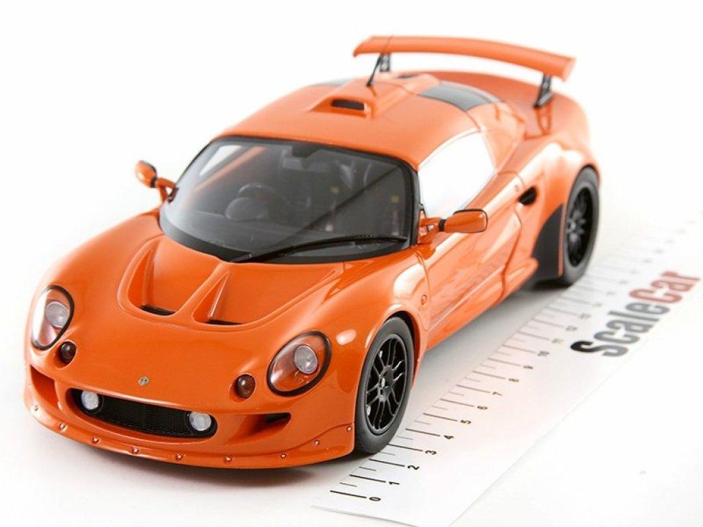 1:18 GT Spirit Lotus Exige S1 оранжевый