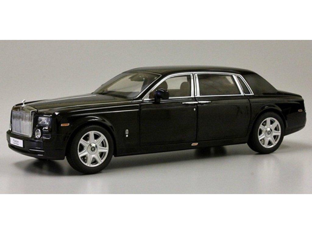 1:18 Kyosho Rolls-Royce Phantom EWB 2003 (diamond black)