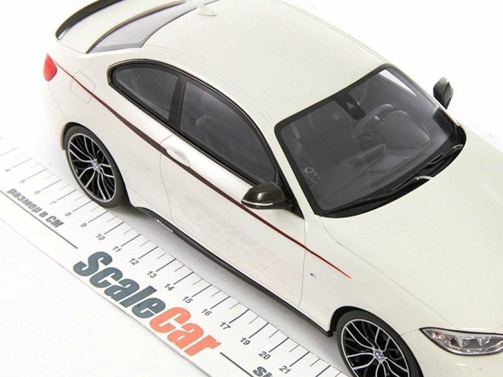 1:18 GT Spirit BMW M235I M Performance белый