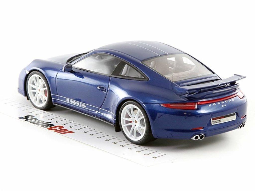 1:18 GT Spirit Porsche 911 (991) Carrera 4S 5M