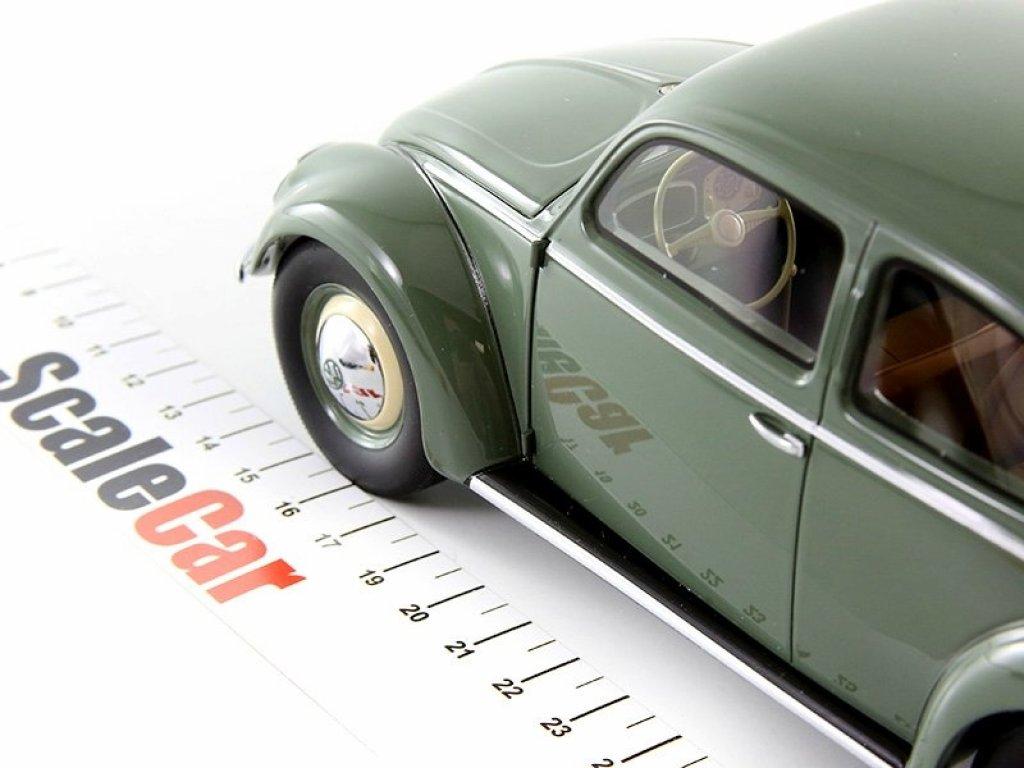 1:18 Minichamps VOLKSWAGEN 1200 - 1949 зеленый