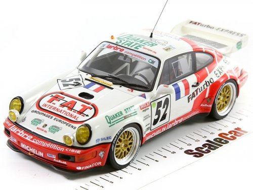 1:18 GT Spirit Porsche 911 (964) Le Mans 1994