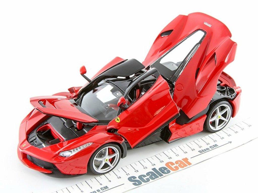 1:18 BBurago Ferrari LaFerrari красный