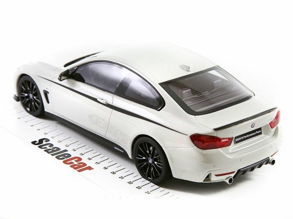1:18 GT Spirit BMW 435i 4-series M-perfomance pack 2015 F32 белый