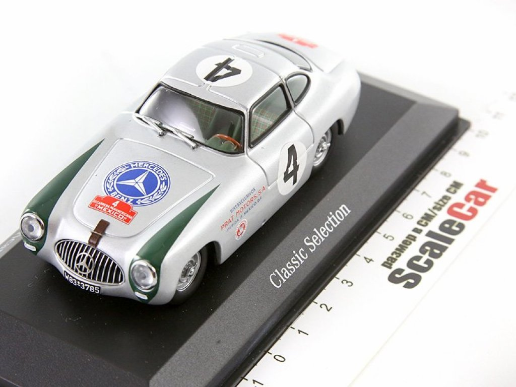 1:43 Minichamps Mercedes-Benz 300 SL Prototype Carrera Panamericana W194