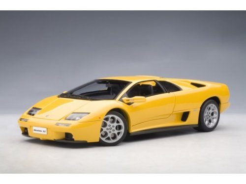 1:18 AUTOart Lamborghini DIABLO 6.0 желтый