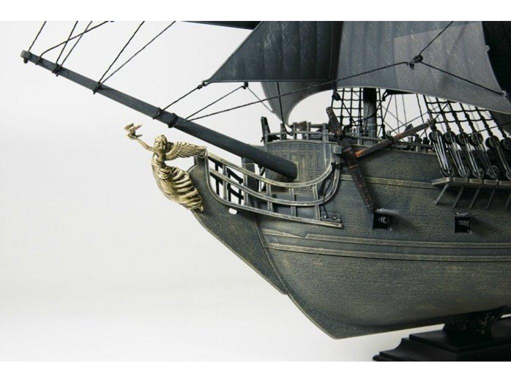 1:72 Звезда Корабль Джека Воробья Черная Жемчужина