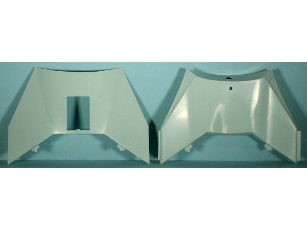AMT Star Trek Klingon Battlecruiser, plastic modelkit