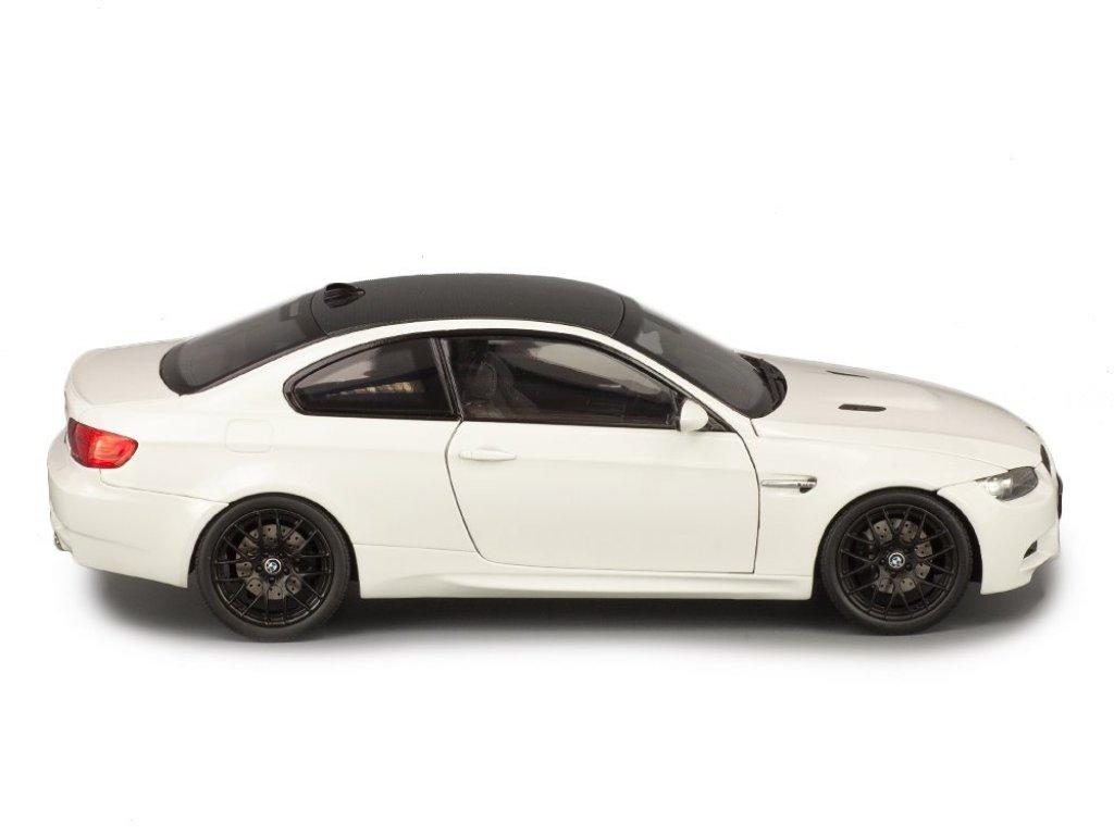 1:18 Kyosho BMW M3 Coupe E92M alpine white белый