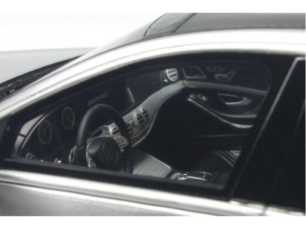 1:18 GT Spirit Mercedes-Benz S65 AMG 2016 серебристый