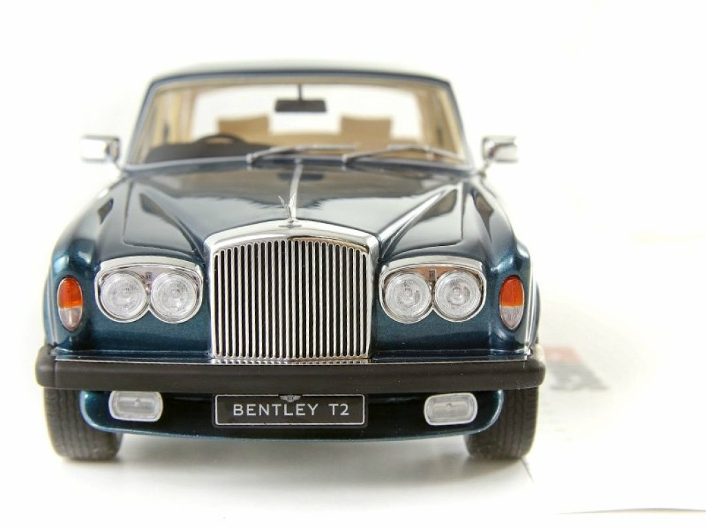 1:18 GT Spirit Bentley T2 зеленый мет